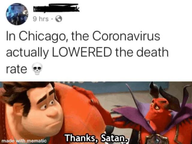 21 New Coronavirus Memes That React To Covid-19 News.
