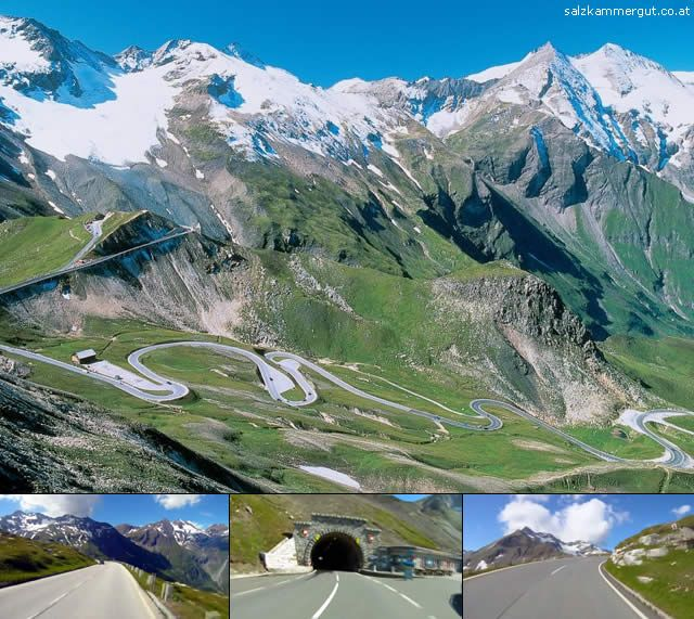 Grossglockner - Alpine Road in Austria -   http://destinations-for-travelers.blogspot.com/2013/01/grossglockner-estrada-alpina-na-austria.html