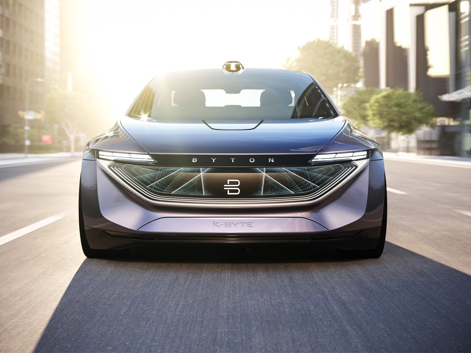 Byton Electric Cars Focusing On Tech To Compete Business Insider Electric Cars Concept Cars Chinese Car