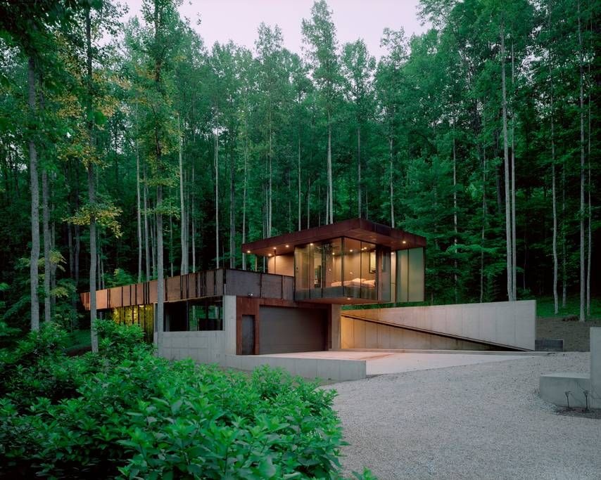 Entire home/apt in Rabun Gap, United States. Tree House is