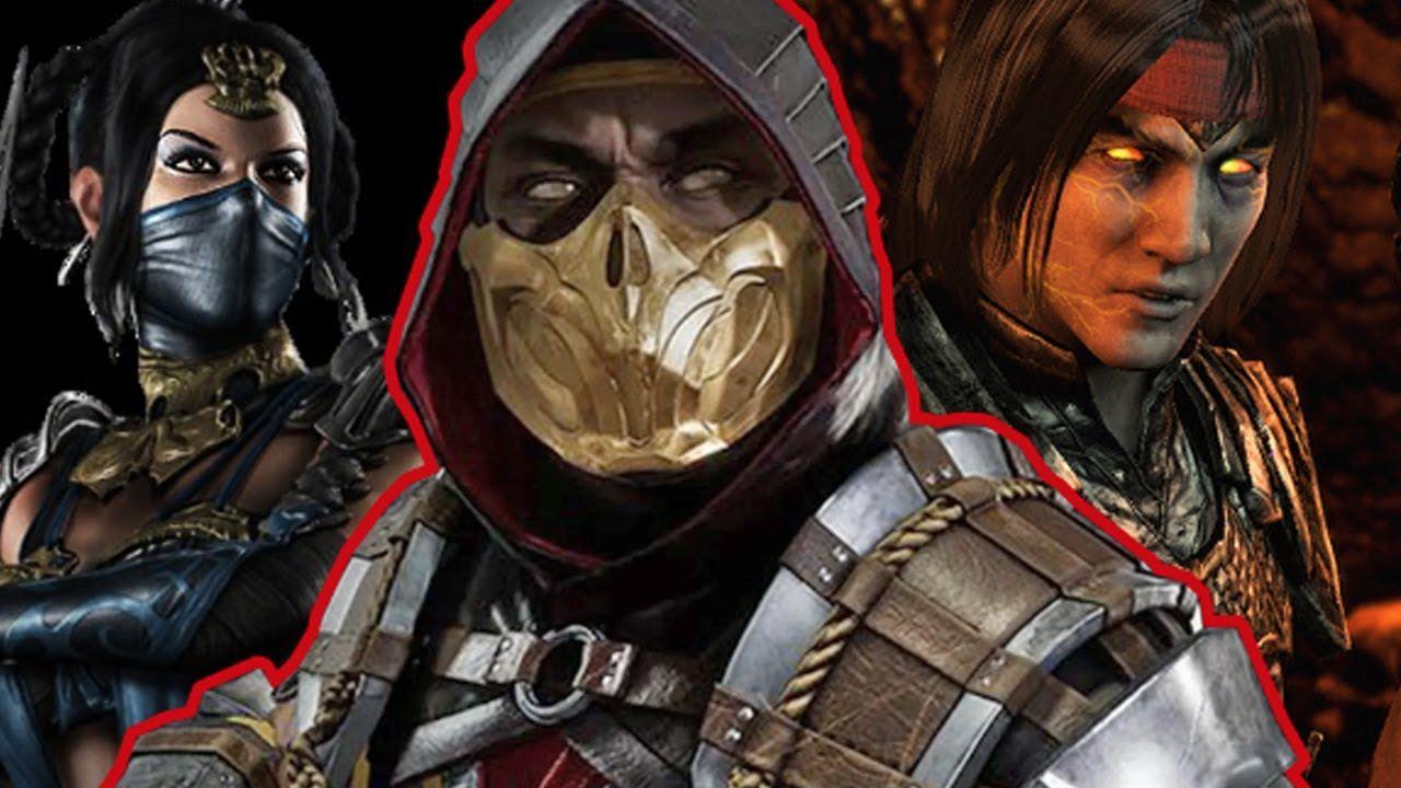 Mortal Kombat 11 All 20 Characters CONFIRMED So Far