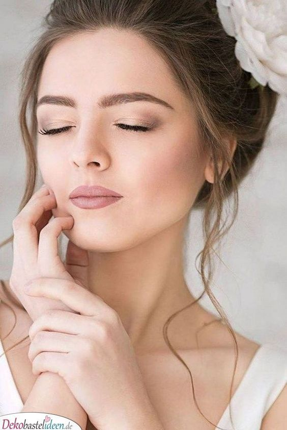 Make Up Naturlich Fur Diejenigen Die Es Diskret Lieben Alle Dezent Die Fur Lieben N Braut Make Up Naturlich Make Up Braut Braut Make Up