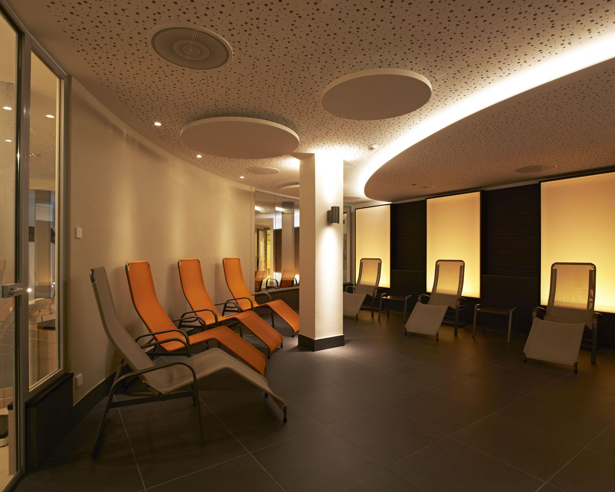 wellness center in ellwangen germany lighting products. Black Bedroom Furniture Sets. Home Design Ideas