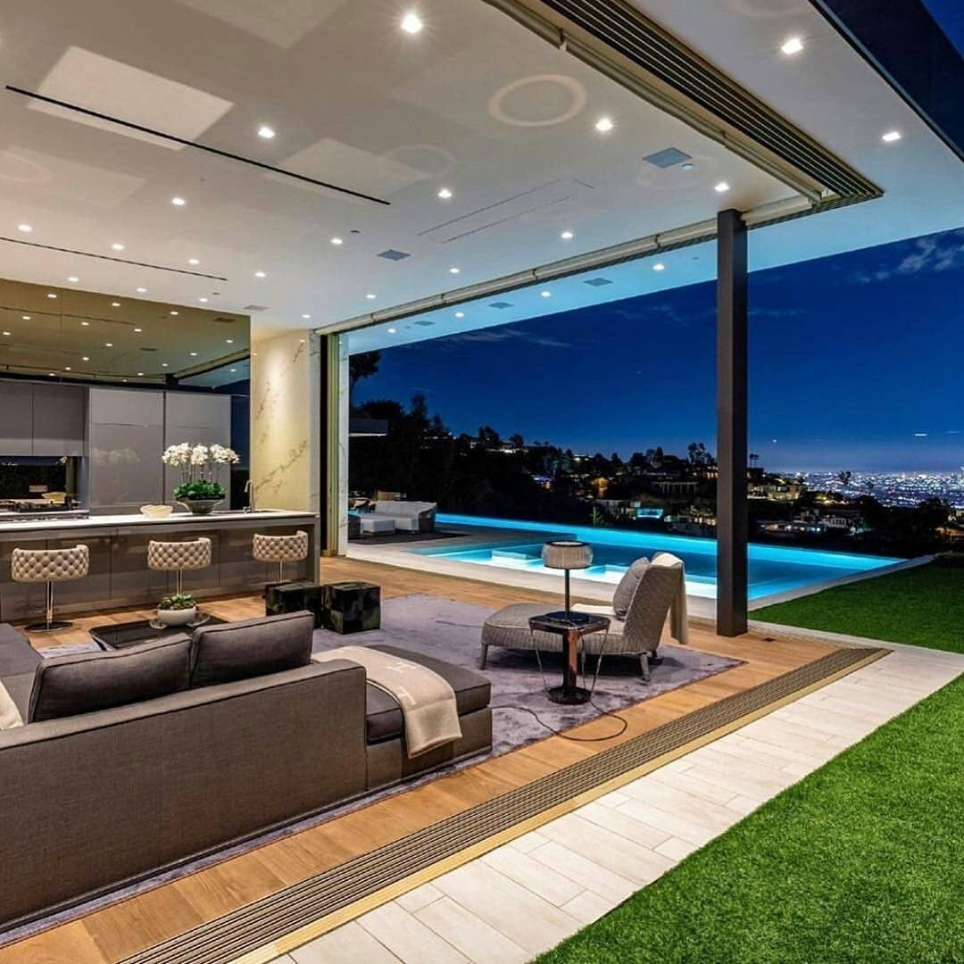 Pin By Zach Vigar On Bachelor Pad House Modern House Interior