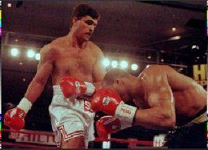 Former heavyweight champ Sanders shot dead | Inquirer Sports
