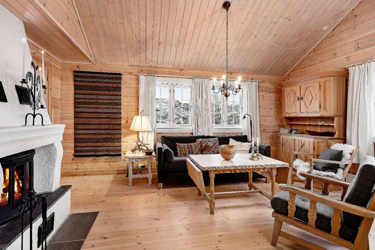 FINN – Sirdal/Degodden - Lekker og velholdt hytte like ved løypenettet