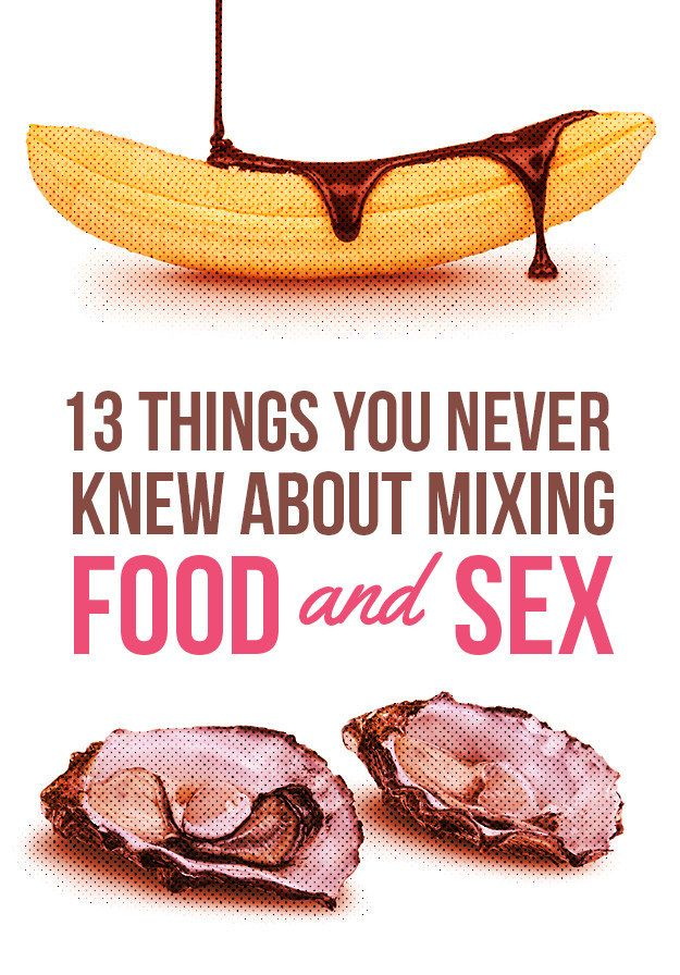 Does sex make you hungry