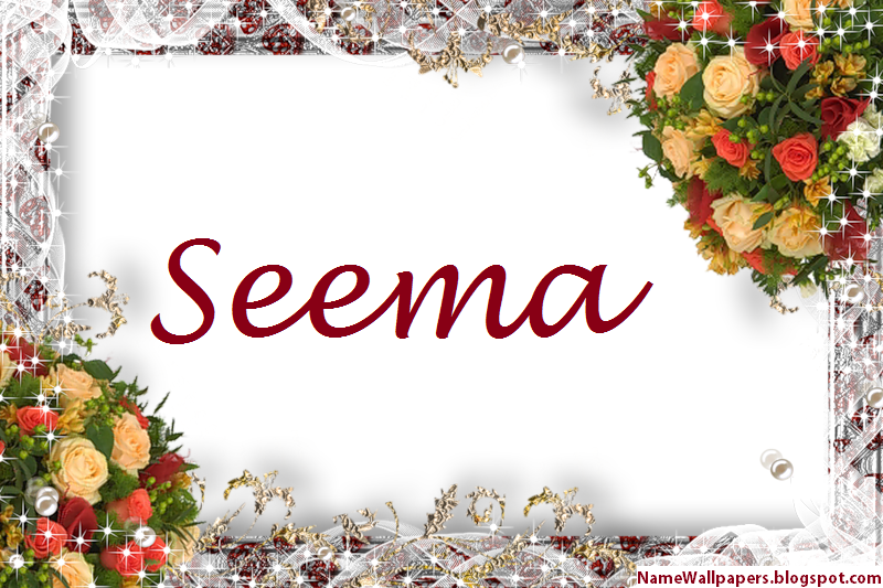 Seema Name Wallpapers Seema Name Wallpaper Urdu Name