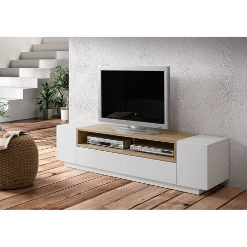 Francodim Player TV Stand - Sonoma, Black in 2018 Products