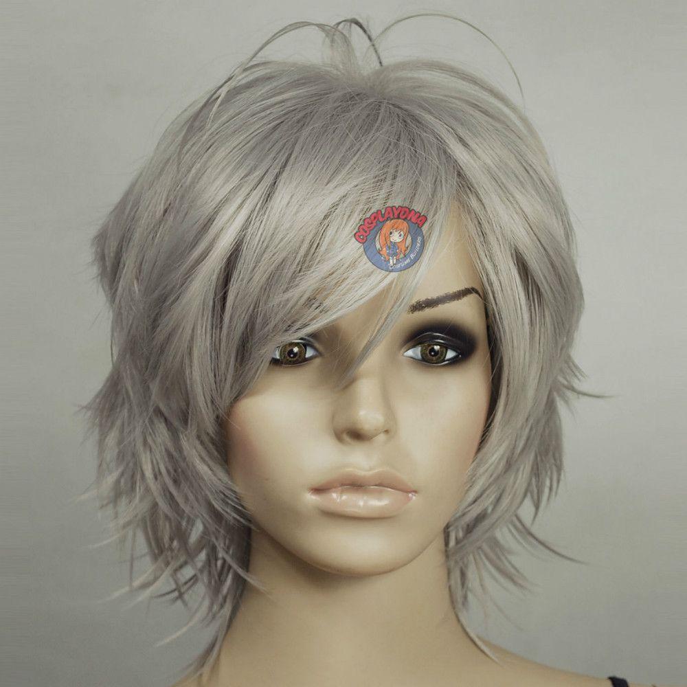 Shag Haircuts For Grey Hair Google Search Haircuts