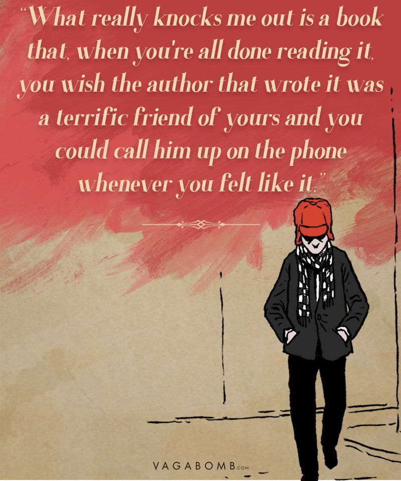the catcher in the rye quotes explained