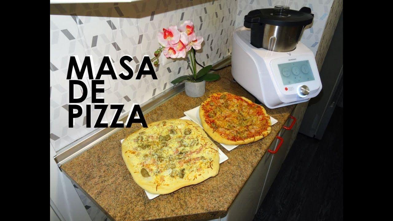 Receta De Masa De Pizza Monsieur Cuisine Connect Lidl Silvercrest