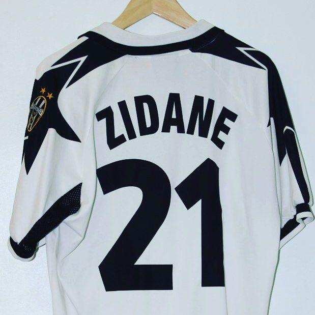 2278c0d8f 1998-1999 Juventus Kappa Away Shirt Zidane  21 XL - beaut of a shirt from  Timeless Football Link in bio (search  Zidane)  juventus  zidane   zinedinezidane   ...