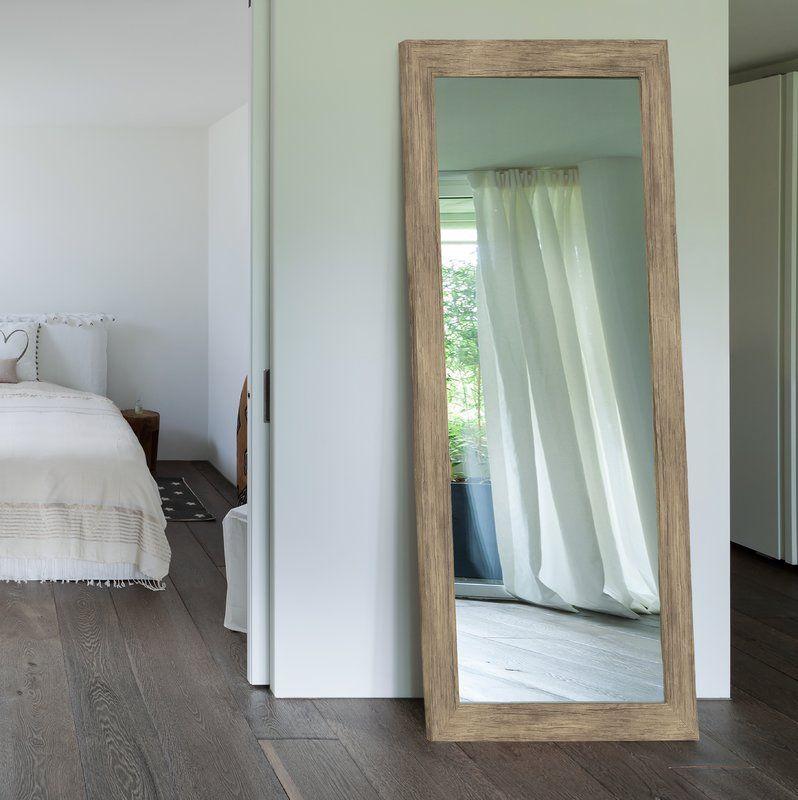 Weathered Sand Barnwood Wall Mirror Grey Wall Mirrors Mirror Wall Barnwood Wall