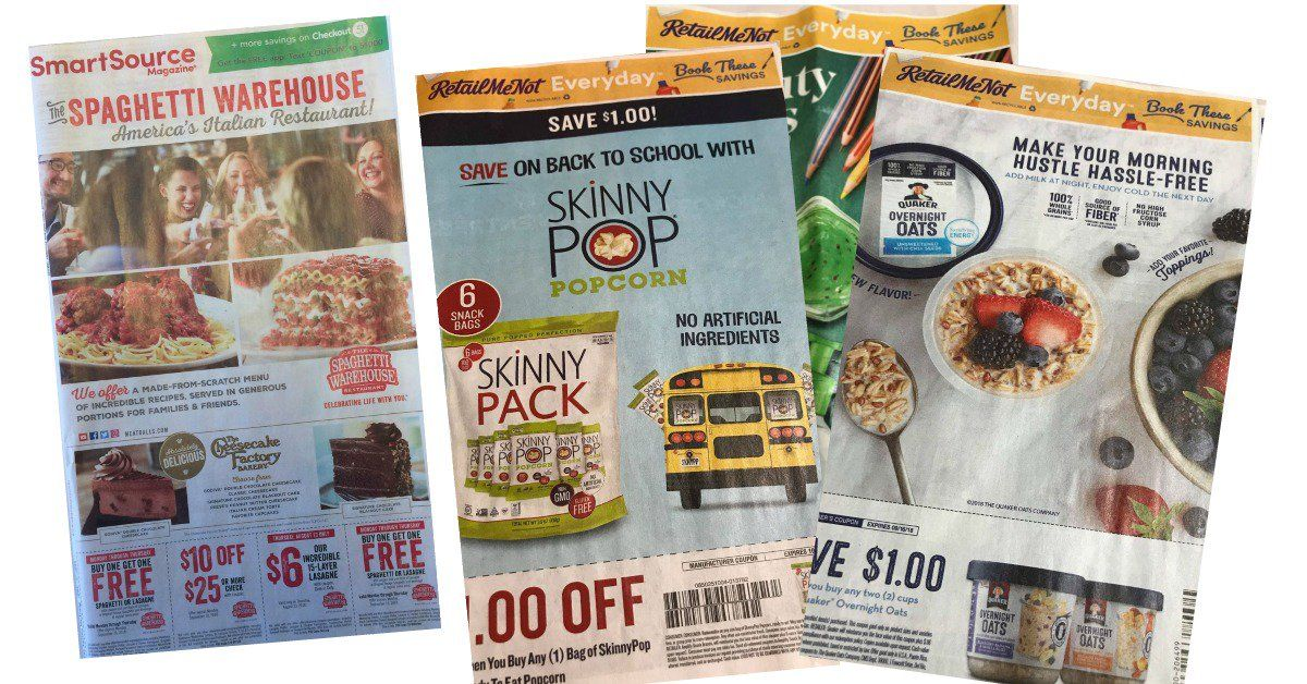 Sunday Coupon Inserts Sunday Coupons Coupon Inserts All Coupons