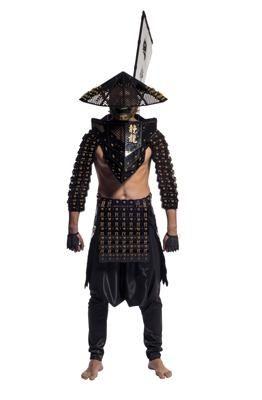 Samurai Silent Dragon by Dylan Mulder, Wellington. Winner of the New Zealand Design Award. WOW 2013