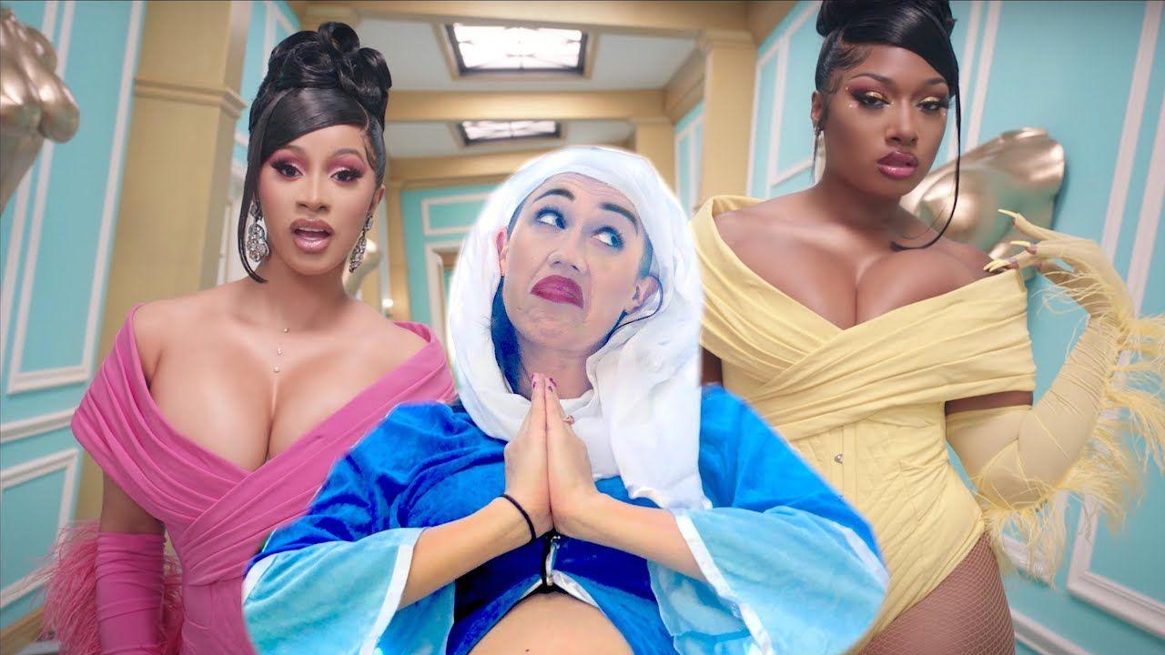 Wap Christian Remix Via Miranda Sings Funny Meme Funlife Cardi B Cardi B Memes Miranda Sings