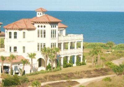 St Augustine Fl Beach Mansion Oceanfront Vacation