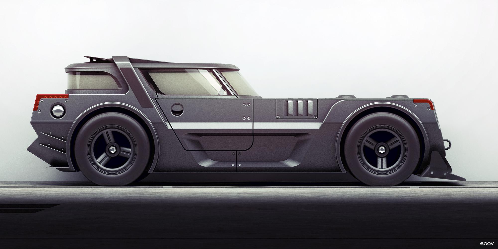 Обои 2015, donkervoort, d8, bare naked carbon. Автомобили foto 5