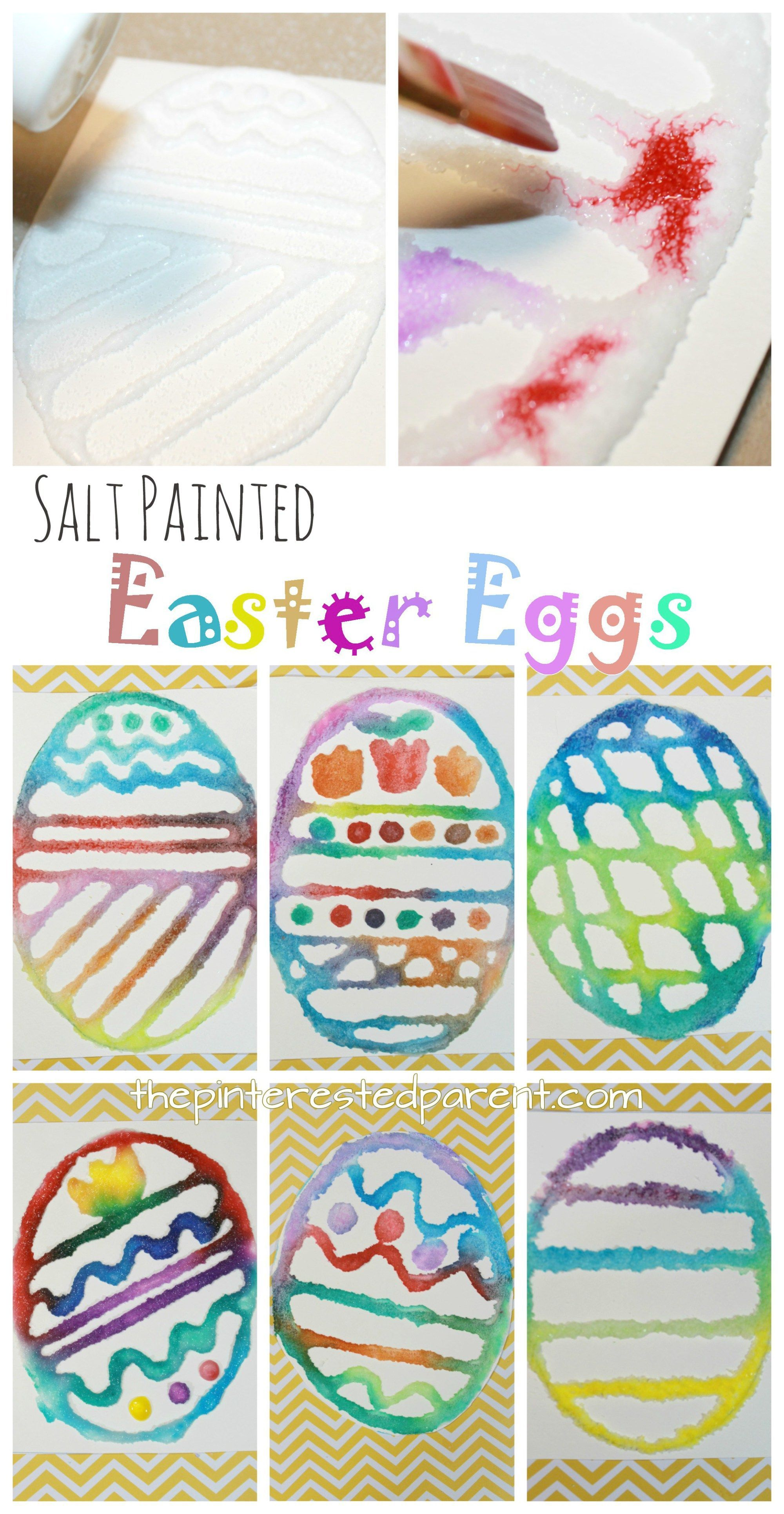 Photo of Easter egg painting –  Easter arts and crafts –  Egg crafts –  Easter crafts for kids –  Easter cra