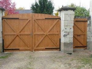 Comment fabriquer des portails en bois ? | Idées pour la maison ...