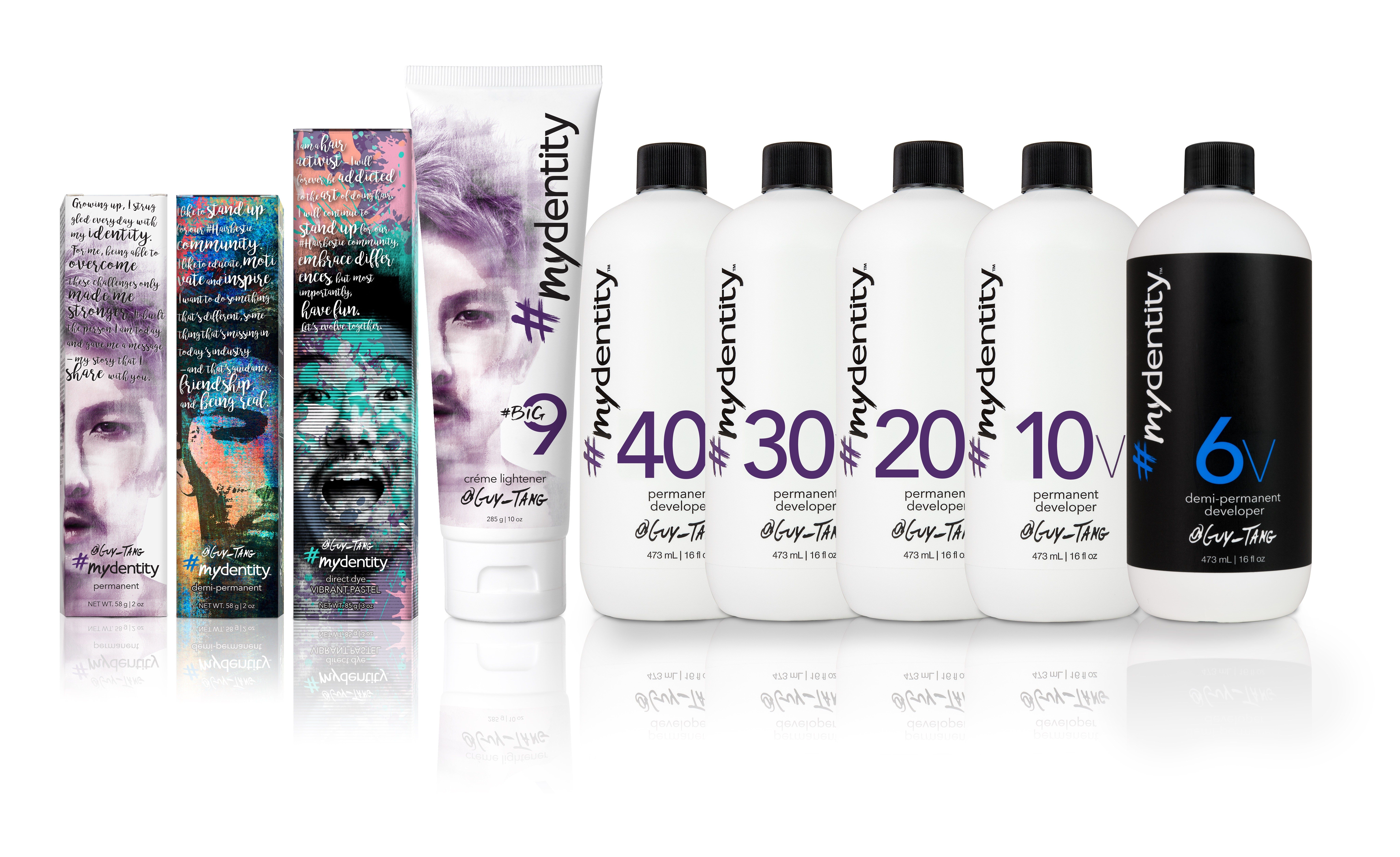 This New Hair Color Collection Instantly Gives You Cool Hair Guy Tang Hair Color Guy Tang Mydentity