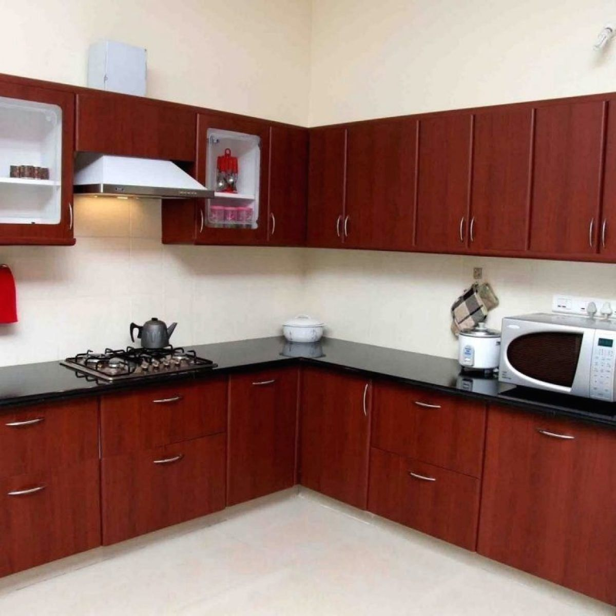 39 The Biggest Myth About Modular Kitchen Design Indian L Shape Exposed 1000 Interior Kitchen Small Kitchen Furniture Design Aluminum Kitchen Cabinets