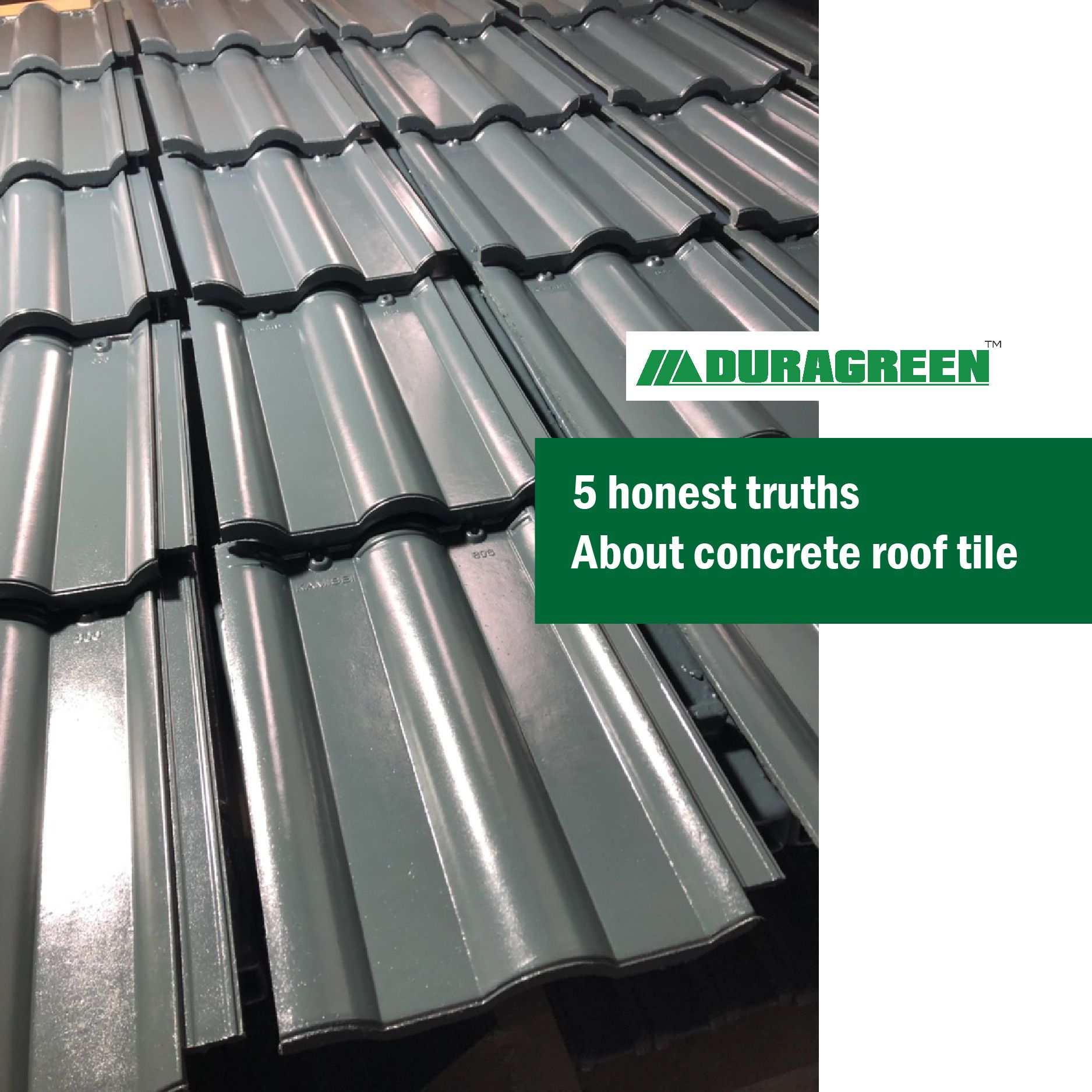 5 Honest Truths About Concrete Roof Tiles In 2020 Concrete Roof Tiles Concrete Roof Roof Tiles