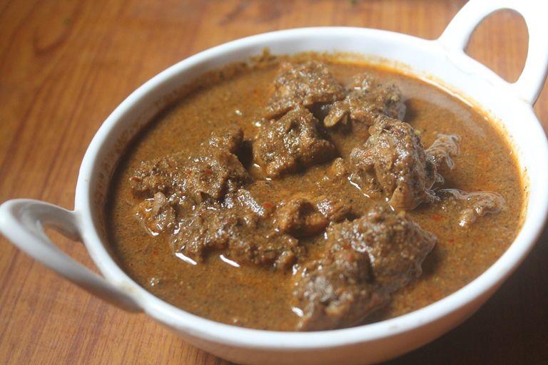 Goan Chicken Xacuti Recipe Yummy Tummy Goan Recipes Recipes Curry Recipes