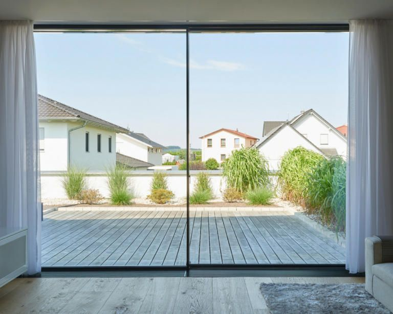 keller minimal windows sliding glass doors tom ross black brook rh pinterest com