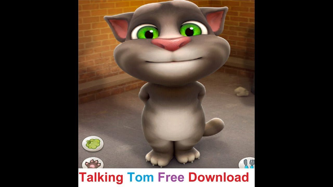 My Talking Tom Game | Free Download for Mobile Phone or PC