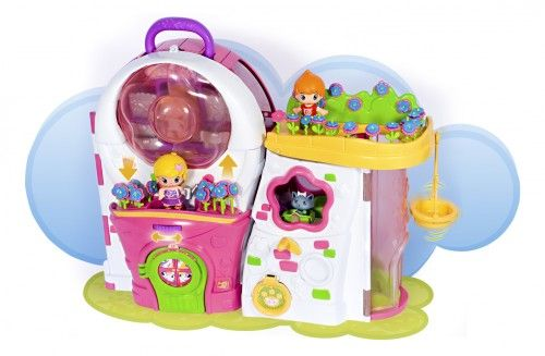 Famosa Pinypon Little House Cake Shop with Accessories Playset Series 2
