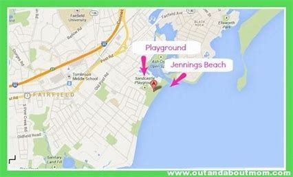 Image result for Jennings Beach Fairfield CT Map | CT in 2018 ...