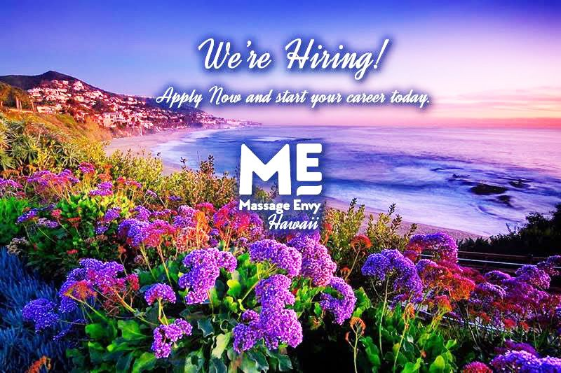 Join Our Ohana Hiring Now For Estheticians And