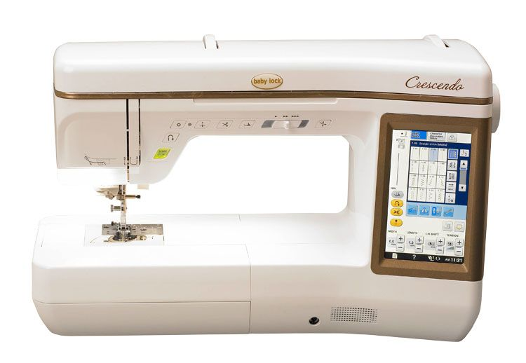 Baby Lock Symphony Advanced Quilting Sewing Machine Sewing Machine Babylock Baby Lock Sewing Machine