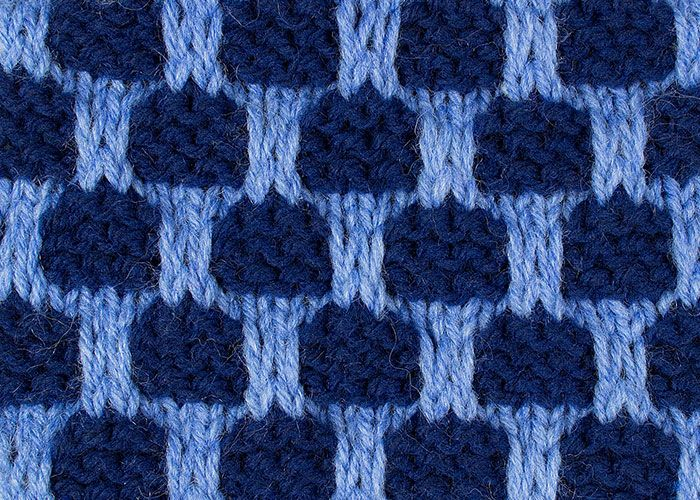 How To Knit The Bright Quilting Stitch Free Tutorial Knit