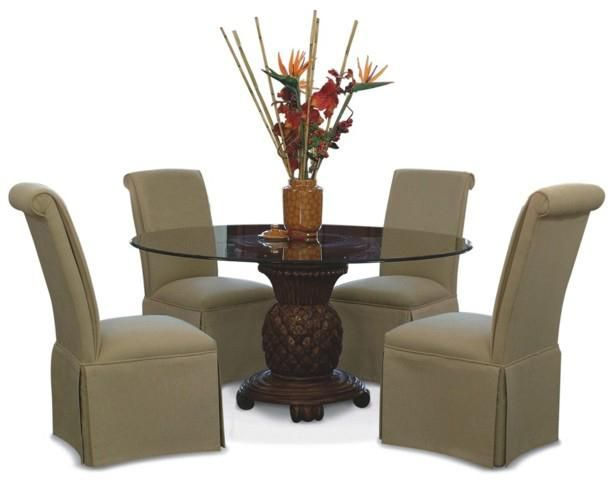 Pompeii 5 Piece Chair And Table Set By CMI