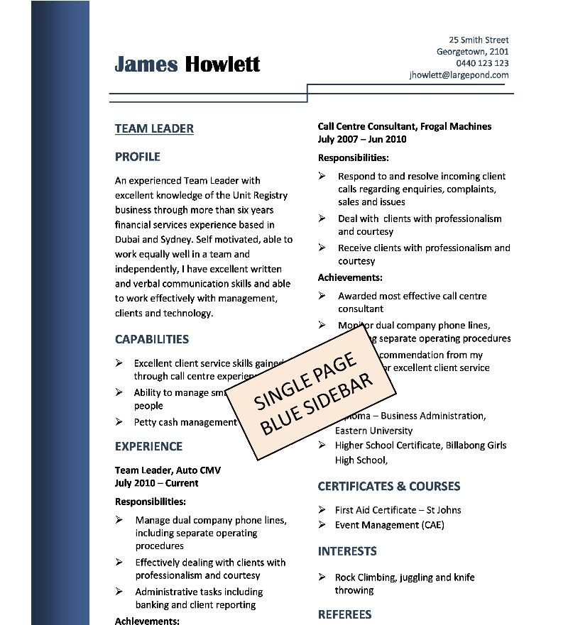 DIY Resume Templates Absolute Resume Resumes  Career - resume consultant
