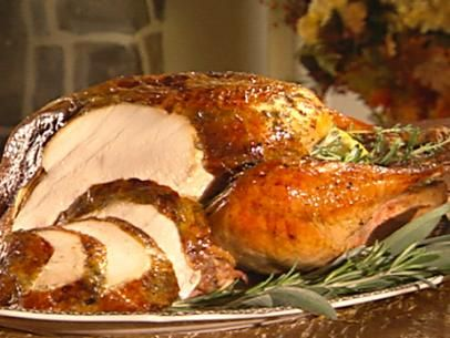Photo of Roasted Butter Herb Turkey