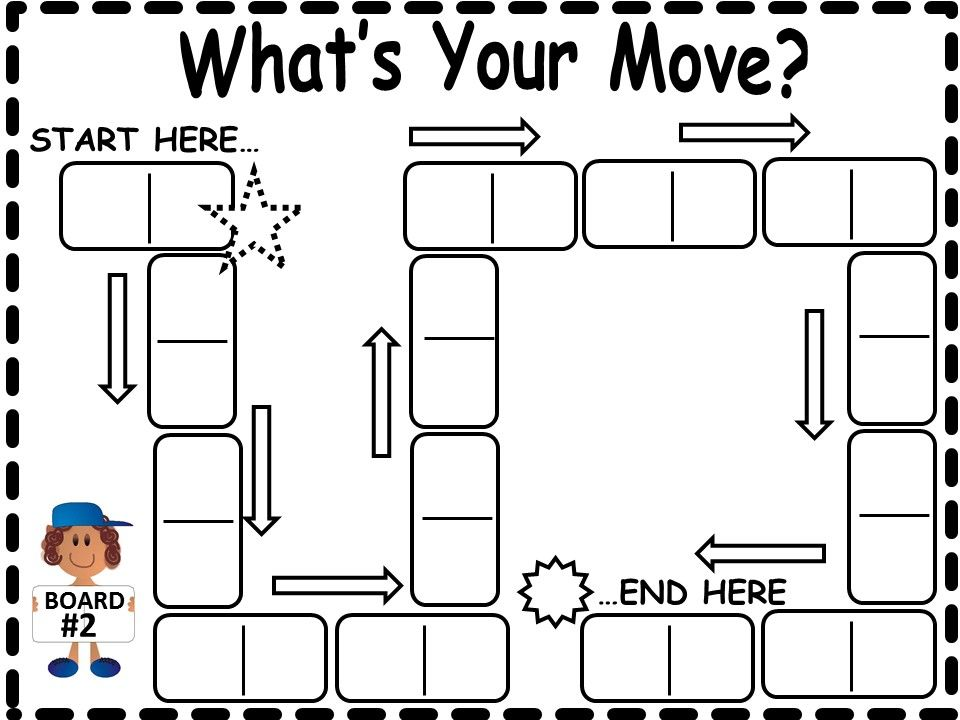What's Your Move is a fabulous problem solving game that kids love! Children flip up dominoes and make decisions with the goal of placing their dominoes in the correct sequence. Easy rules allow for students to be problem solving within minutes!