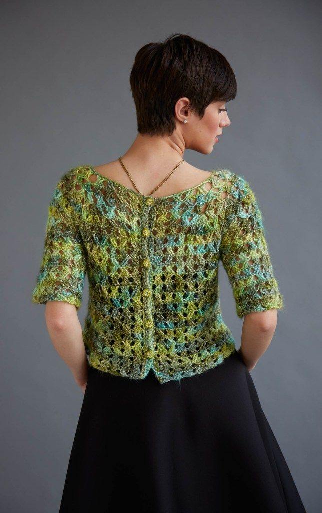 Top Down Crochet Sweaters By Dora Ohrenstein Book Review