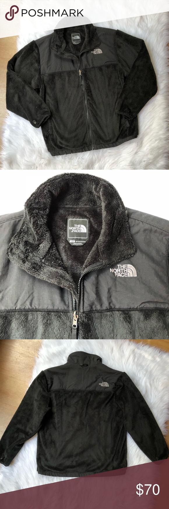 Fuzzy Black North Face Jacket Black North Face Jacket North Face Jacket Black North Face [ 1740 x 580 Pixel ]
