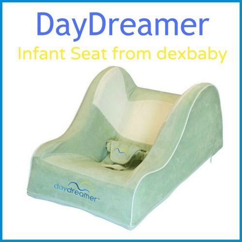 Daydreamer Infant Seat Napper From Dexbaby Babyguide2014