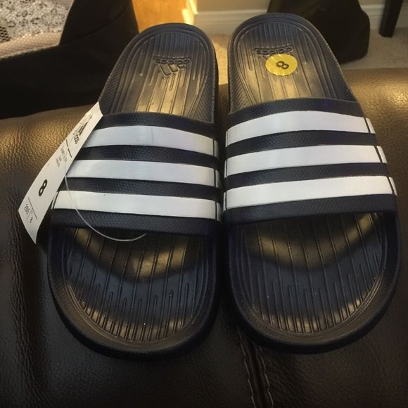 Adidas sandals Beutifoul and brand new adidas sandals so comfortable Adidas Shoes Sandals