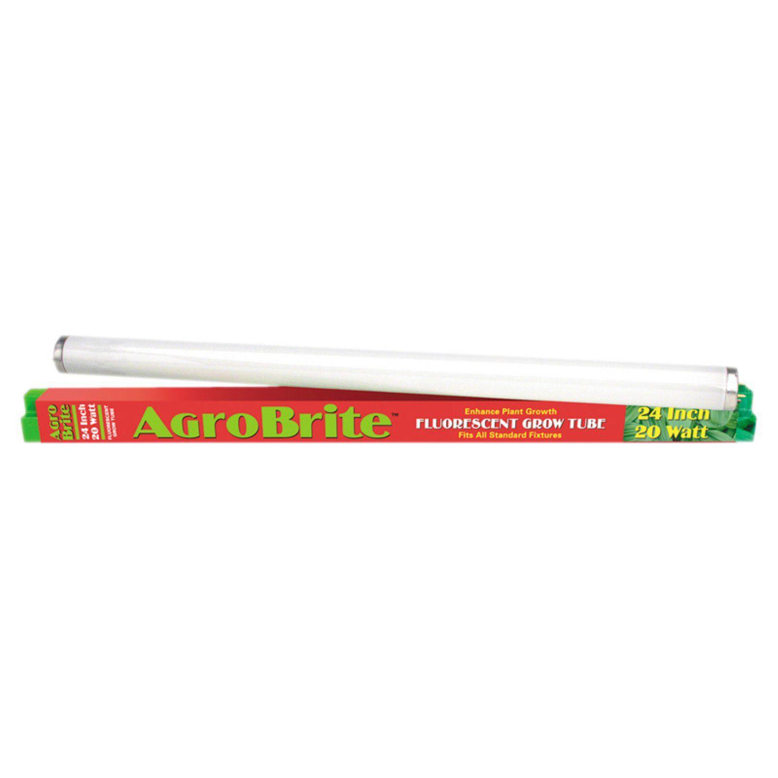 Agrobrite Full Spectrum Fluorescent Tube Grow Light In 640 x 480