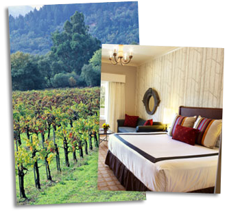 Overlooking The Napa River Terrace Inn Is A Boutique Hotel Located In Heart Of Downtown Valley Ca Near All Wineries