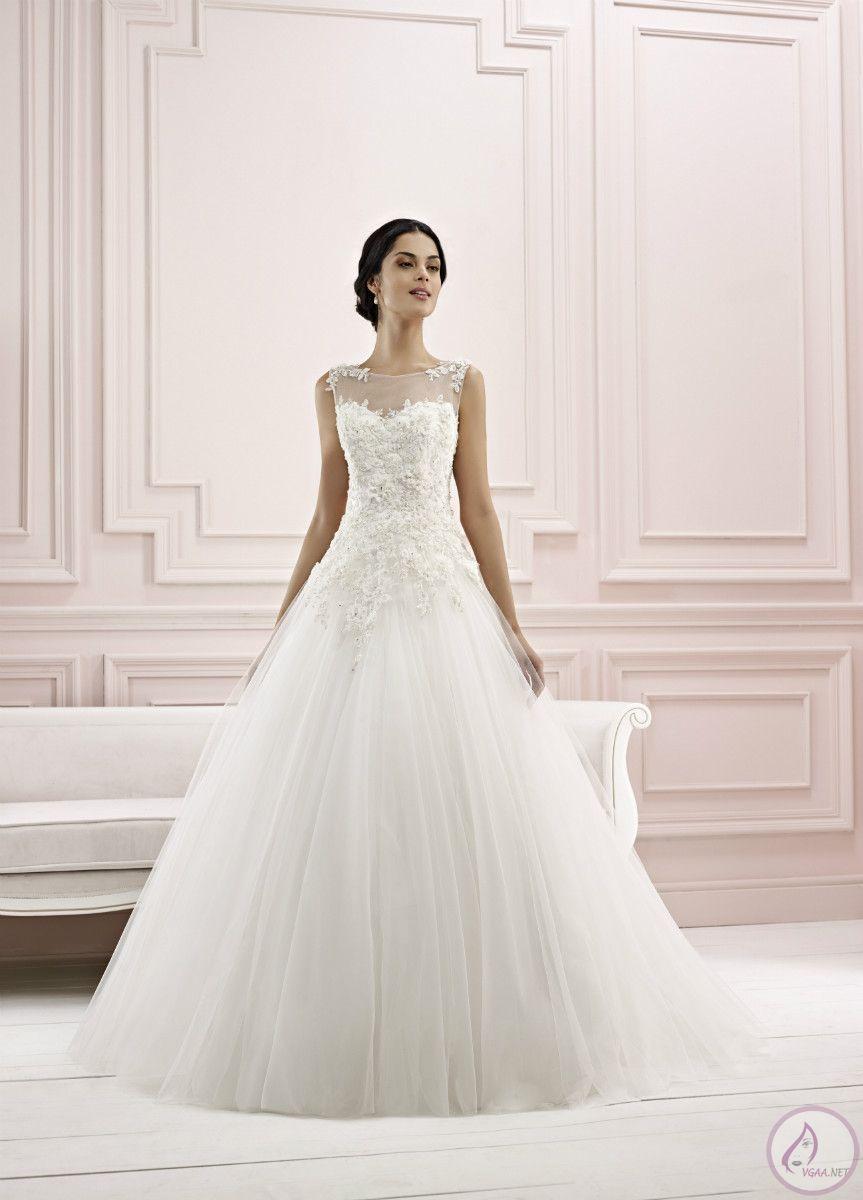 5566654a3851e prenses gelinlik modelleri 2014 34 | Weds ❤ | Wedding, Wedding ...