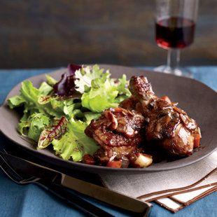 Mario Batali's Italian Sweet-and-Sour Chicken