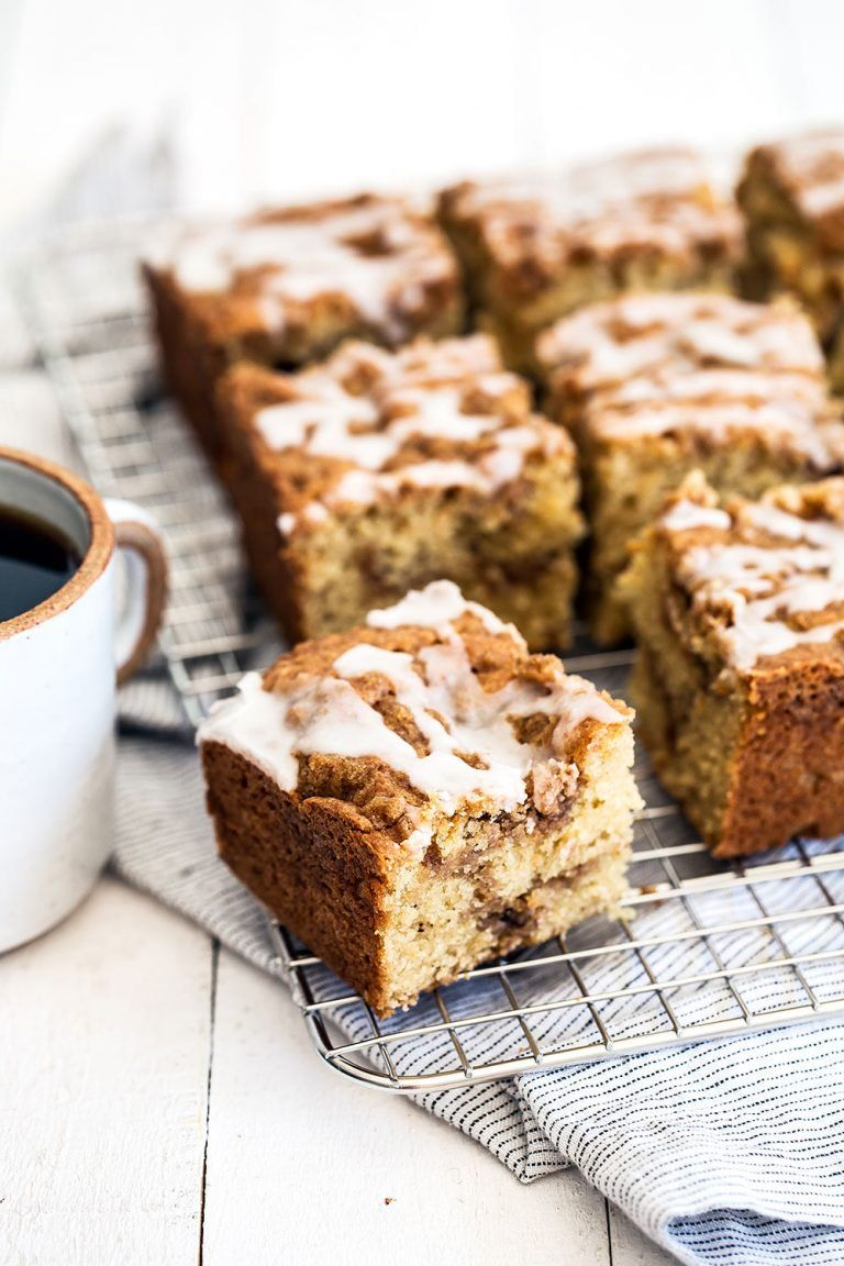 Brown butter coffee cake handle the heat coffee cake