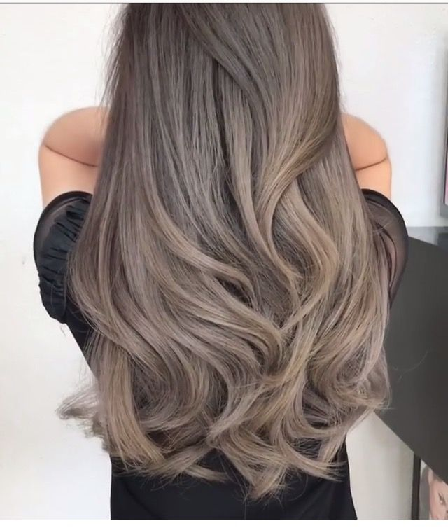 Pin By Suzuna Miya On Hair Color Light Ash Brown Hair Balayage
